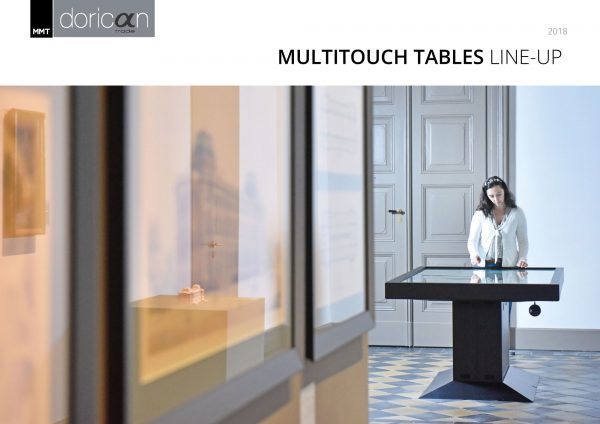 MMT multitouch tables brochure