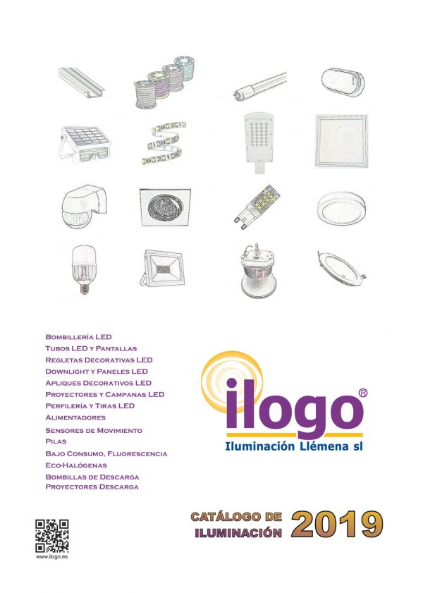 ilogo lighting catalogue 2019