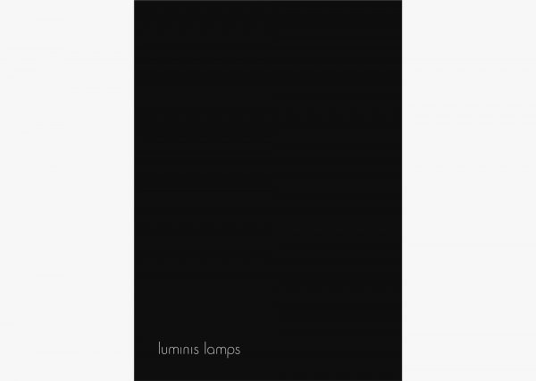 Luminis Lamps Catalogue 2018