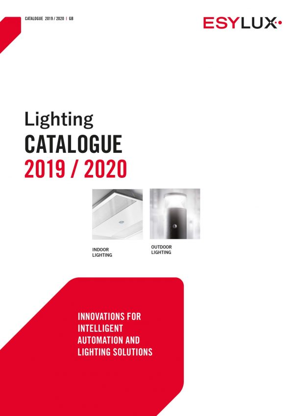 Esylux Lighting Catalogue 2019-2020
