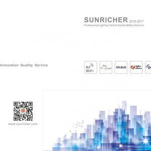 Sunricher Catalogue